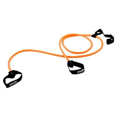 Эспандер лыжника-пловца ES-901 8х12х2200 мм, 3 кг, оранжевый